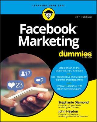Facebook Marketing For Dummies (Paperback)