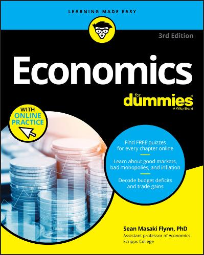 Economics For Dummies, 3rd Edition (Paperback)