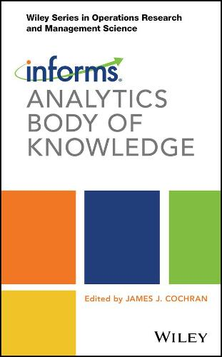 Informs Abok - Wiley Series in Operations Research and Management Science (Paperback)