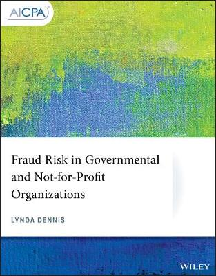 Fraud Risk in Governmental and Not-for-Profit Organizations (Paperback)