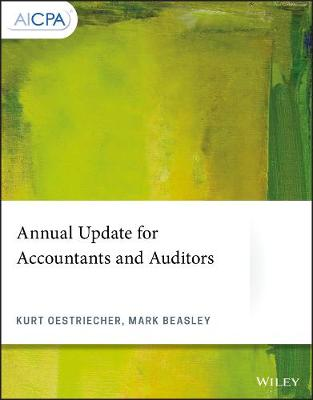 Annual Update for Accountants and Auditors - AICPA (Paperback)