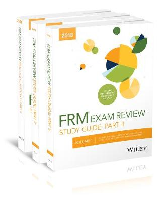 Wiley 2018 Part II FRM Exam Study Guide & Practice Question Pack (Paperback)