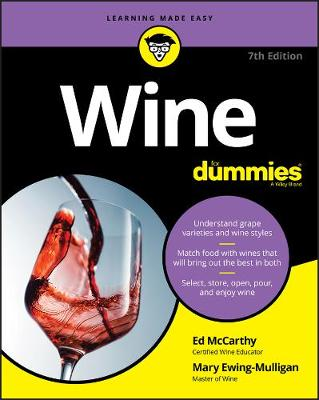 Wine For Dummies (Paperback)