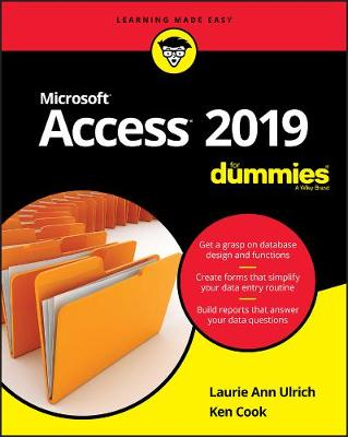 Access 2019 For Dummies (Paperback)
