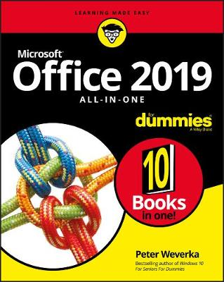 Office 2019 All-in-One For Dummies (Paperback)
