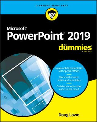 PowerPoint 2019 For Dummies (Paperback)