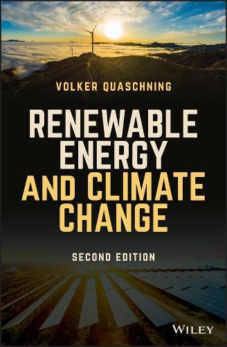 Renewable Energy and Climate Change, 2nd Edition - Wiley - IEEE (Hardback)