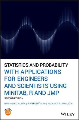 Statistics and Probability with Applications for Engineers and Scientists (Hardback)