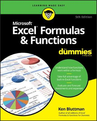 Excel Formulas & Functions For Dummies (Paperback)