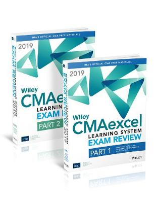Wiley CMAexcel Learning System Exam Review 2019: Complete Set (2-year access) (Paperback)