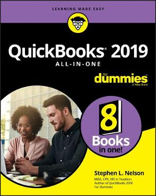 QuickBooks 2019 All-in-One For Dummies (Paperback)
