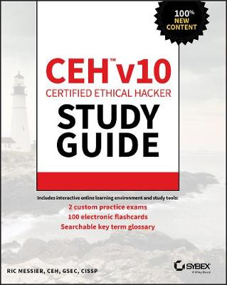 CEH v10 Certified Ethical Hacker Study Guide (Paperback)