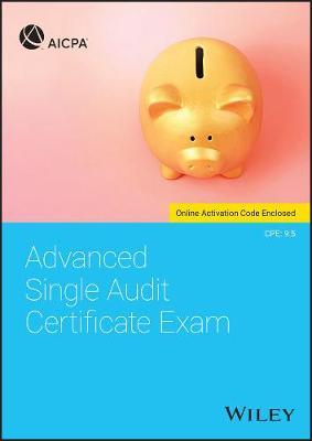 Advanced Single Audit Certificate Exam (Paperback)