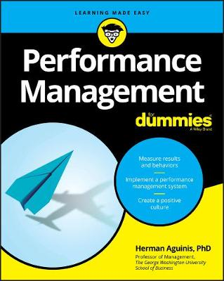 Performance Management For Dummies (Paperback)