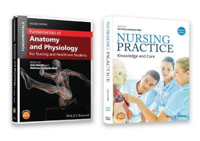 Fundamentals of Anatomy and Physiology 2e & Nursing Practice 2e Set (Paperback)