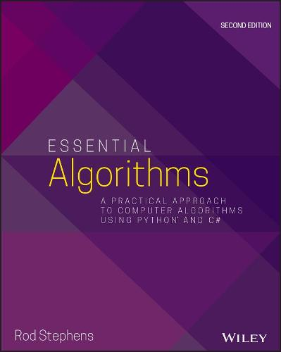 Essential Algorithms: A Practical Approach to Computer Algorithms Using Python and C# (Paperback)
