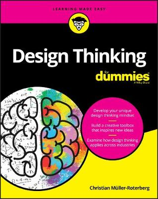 Design Thinking For Dummies (Paperback)