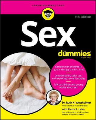 Sex For Dummies (Paperback)