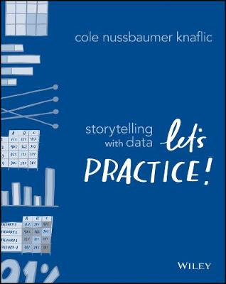 Storytelling with Data: The Workbook (Paperback)