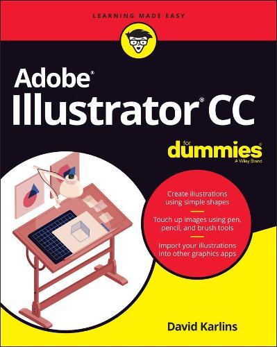 Adobe Illustrator CC For Dummies (Paperback)