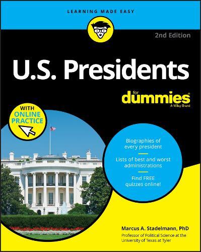 U.S. Presidents For Dummies (Paperback)