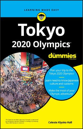 Tokyo 2020 Olympics For Dummies (Paperback)