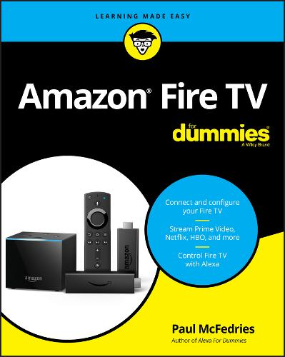 Amazon Fire TV For Dummies (Paperback)