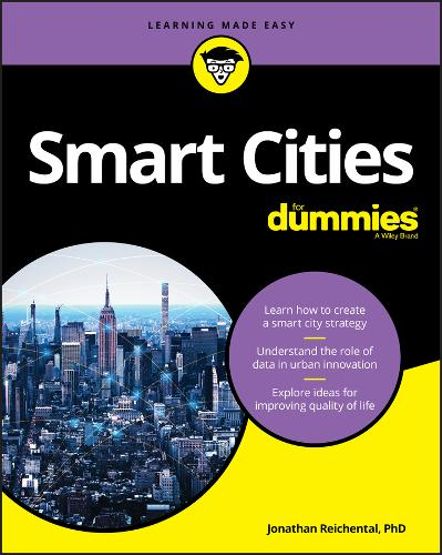 Smart Cities For Dummies (Paperback)