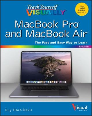 Teach Yourself VISUALLY MacBook Pro and MacBook Air - Teach Yourself VISUALLY (Tech) (Paperback)