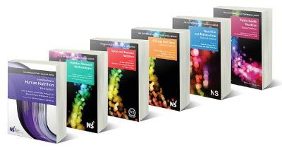 Nutrition Society Textbook Set - The Nutrition Society Textbook (Paperback)