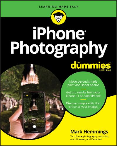 iPhone Photography For Dummies (Paperback)