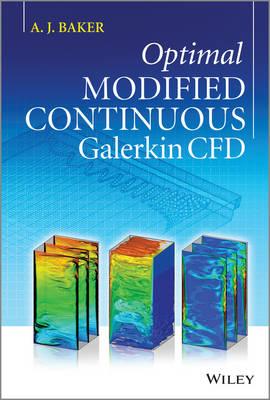 Optimal Modified Continuous Galerkin CFD (Hardback)