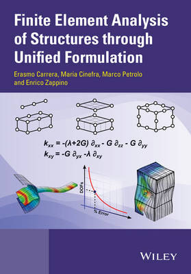 Finite Element Analysis of Structures Through Unified Formulation (Hardback)