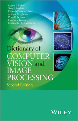 Dictionary of Computer Vision and Image Processing (Paperback)