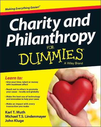 Charity and Philanthropy For Dummies (Paperback)