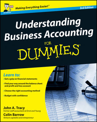 Understanding Business Accounting for Dummies 3E (Paperback)