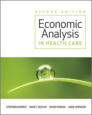 Cover Economic Analysis in Healthcare