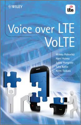 Voice Over Lte - Volte (Hardback)