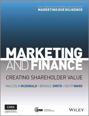 Marketing and Finance - Creating Shareholder Value 2E (Paperback)
