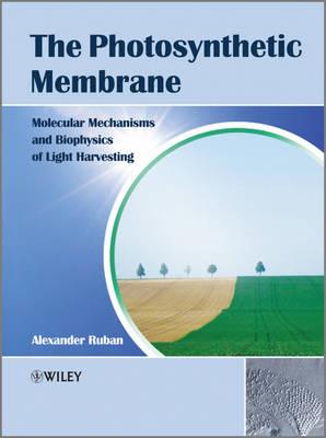The Photosynthetic Membrane: Molecular Mechanisms and Biophysics of Light Harvesting (Hardback)