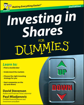 Investing in Shares For Dummies (Paperback)