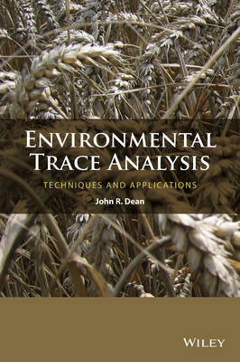 Environmental Trace Analysis: Techniques and Applications (Paperback)