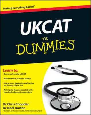 UKCAT For Dummies (Paperback)