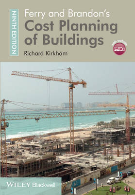 Ferry and Brandon's Cost Planning of Buildings 9E (Paperback)