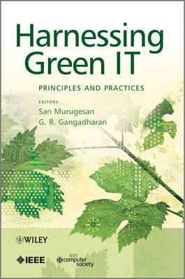 Harnessing Green IT: Principles and Practices - Wiley - IEEE (Hardback)