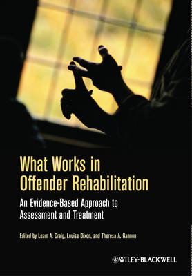 What Works in Offender Rehabilitation: An Evidence-Based Approach to Assessment and Treatment (Hardback)