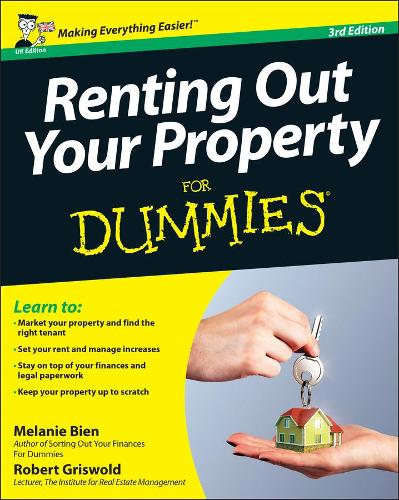 Renting Out Your Property For Dummies (Paperback)