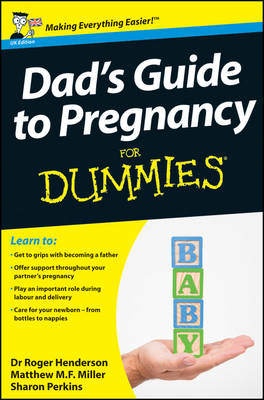 Dad's Guide to Pregnancy For Dummies (Paperback)