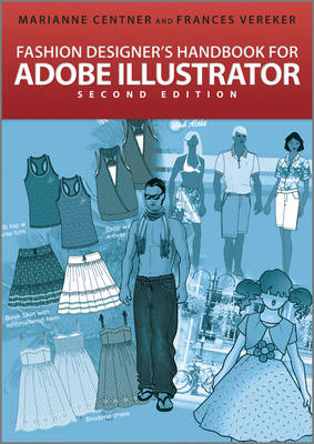 Fashion Designer's Handbook for Adobe Illustrator (Paperback)