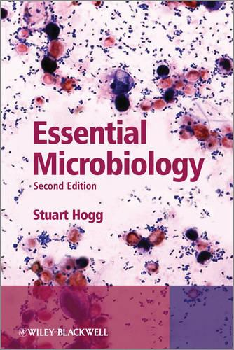 Cover Essential Microbiology
